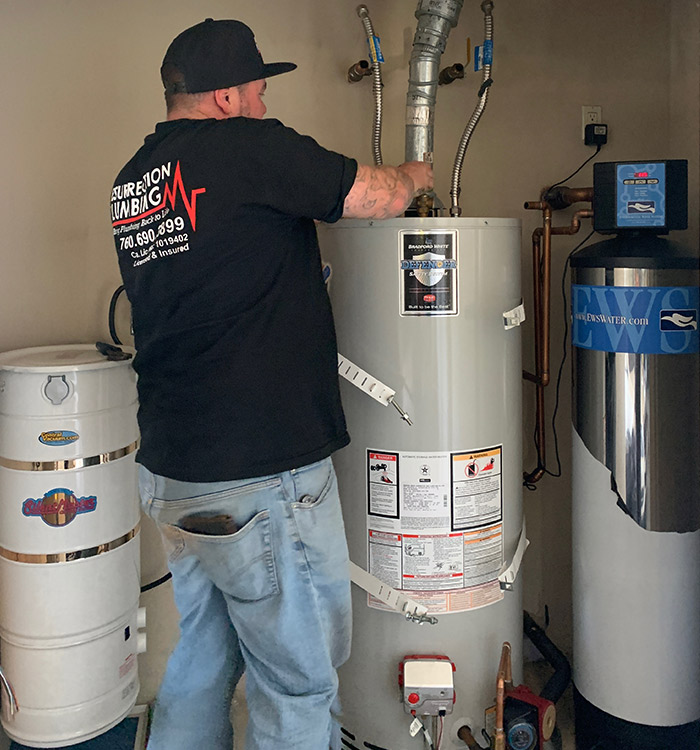 water heater repair la jolla